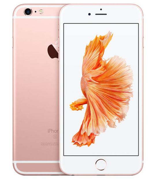 【中古】【安心保証】 docomo iPhone6sPlus[16G] ローズゴールド
