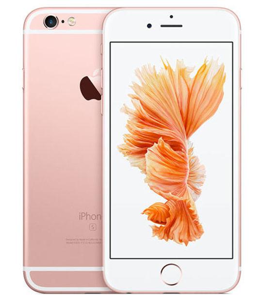 【中古】【安心保証】 SIMフリー iPhone6s[16G] ローズゴールド