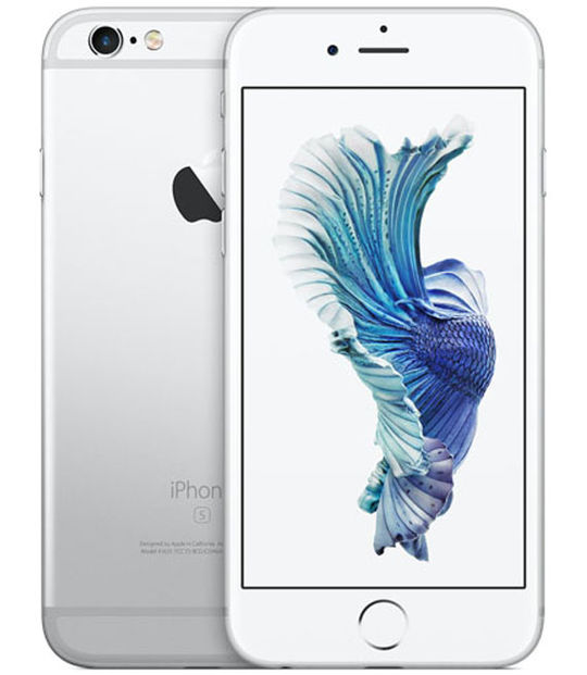 【中古】【安心保証】 SoftBank iPhone6s[16G] シルバー