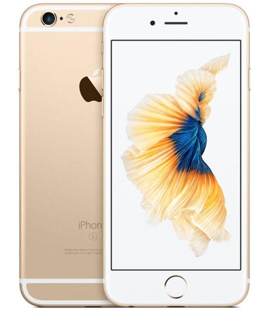 【中古】【安心保証】 SIMフリー iPhone6s[16G] ゴールド