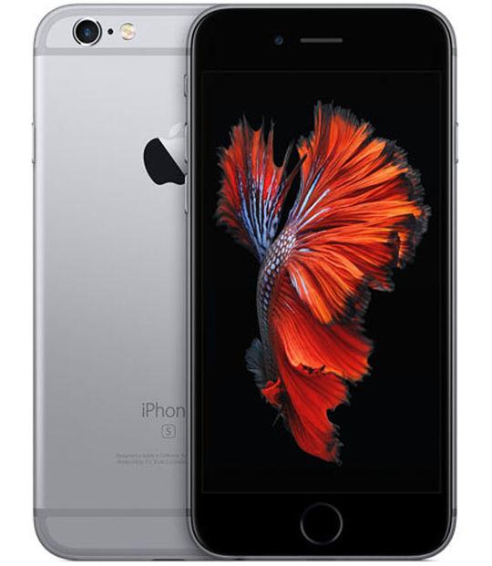 iPhone6s 128GB(スペースグレイ)