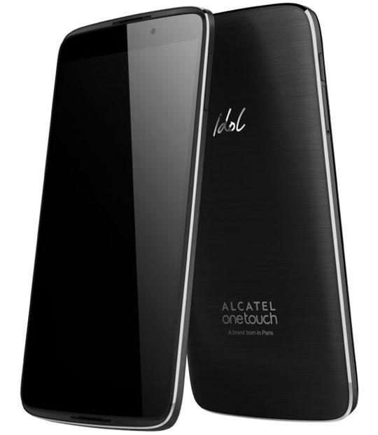 【中古】【安心保証】 SIMフリー ALCATEL ONETOUCH IDOL 3 16GB