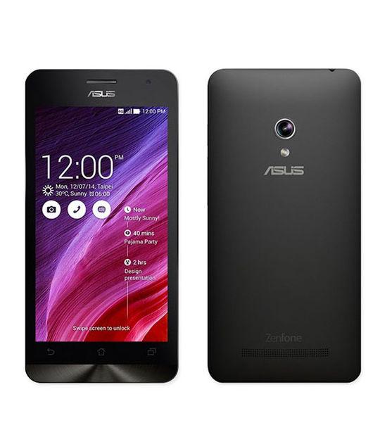 【中古】【安心保証】 SIMフリー ZenFone5 2014[8GB] ブラック