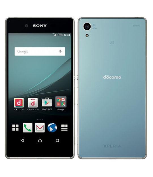 【中古】【安心保証】 docomo Mobile Xperia Z4 SO-03G