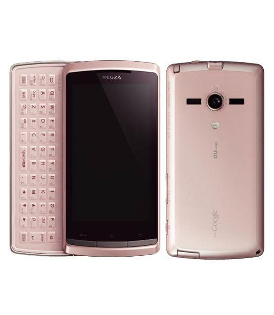 REGZA Phone IS11T TSI11(コフレピンク)