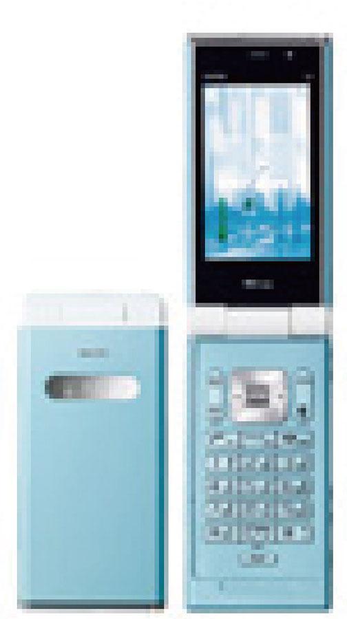 【中古】【安心保証】 au Mobile フルチェン re W63S