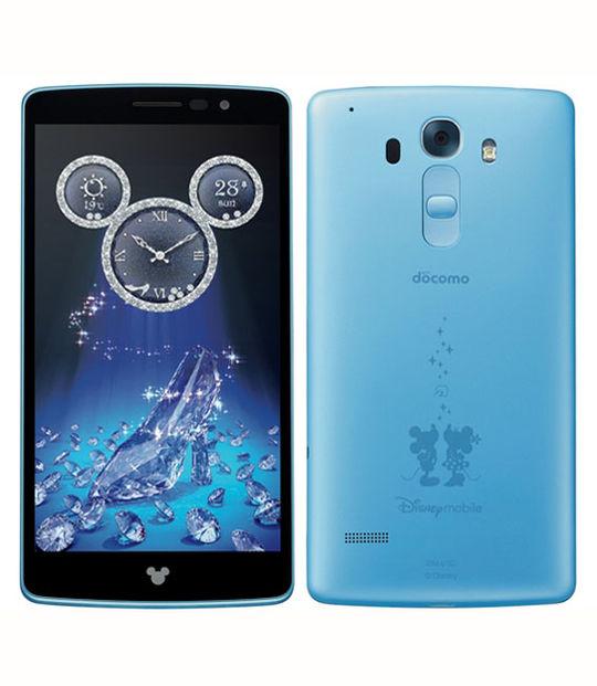 【中古】【安心保証】 docomo Disney Mobile on docomo DM-01G