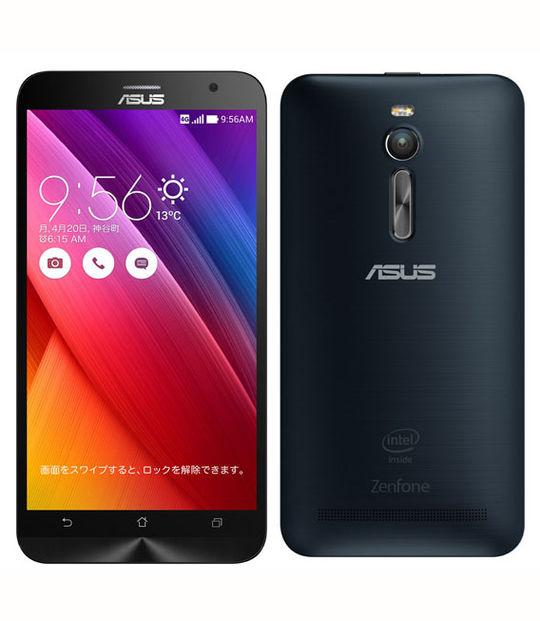 【中古】【安心保証】 SIMフリー ZenFone2[32GB4GB] クロ