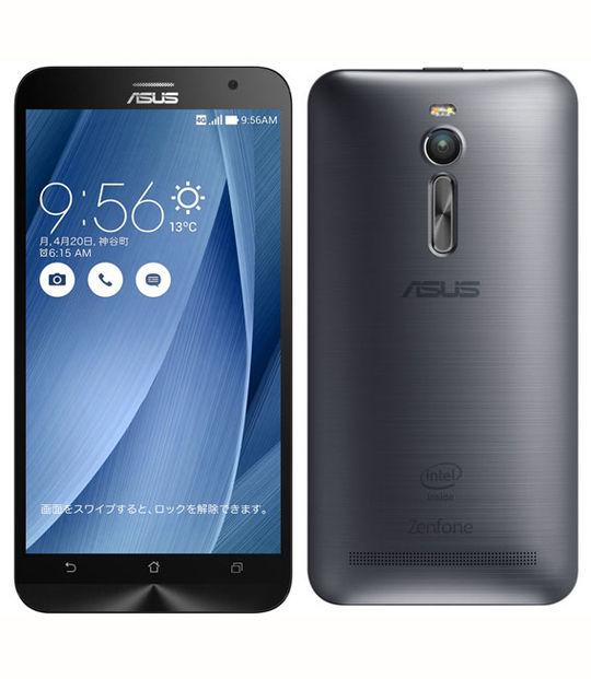 【中古】【安心保証】 SIMフリー ZenFone2[32GB4GB] ハイ