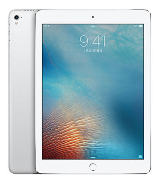【中古】【安心保証】 iPadPro-9.7_1[32G] シルバー