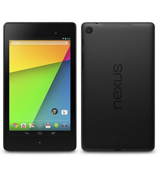 【中古】【安心保証】 Nexus7_2013[Wi-fi32GB] ブラック