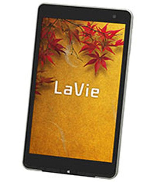 【中古】【安心保証】 LaVieTabW[64Gオフィス有] シルバー