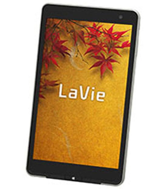 【中古】【安心保証】 LaVieTabW[64Gオフィス無] シルバー