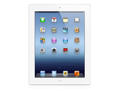 【中古】【安心保証】 SoftBank iPad-9.7_3[セルラー16G] ホワイト