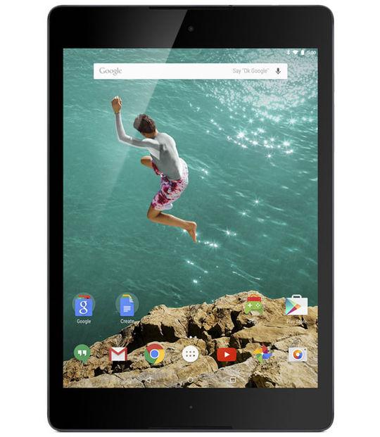 【中古】【安心保証】 Nexus9[Wifi16G] ブラック