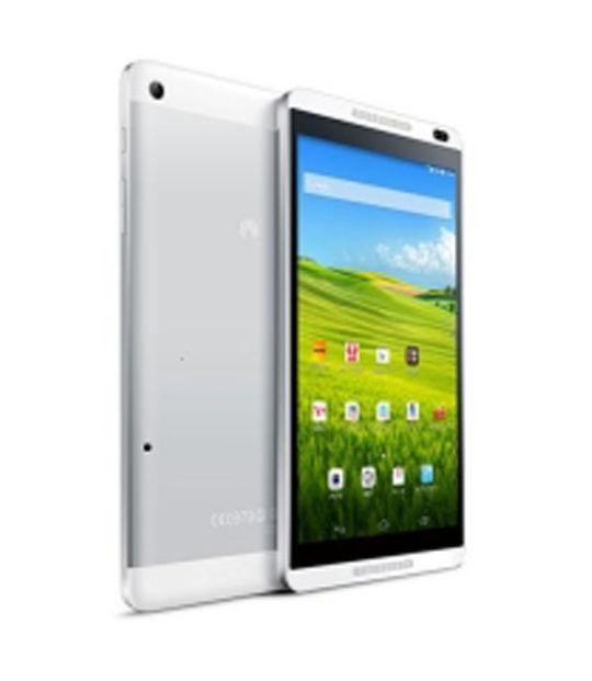 【中古】【安心保証】 Y!mobile MediaPad M1 8.0 シルバー