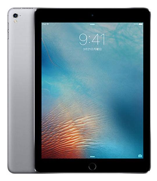 【中古】【安心保証】 docomo iPadPro 1ー9.7[セルラー256G] グレイ