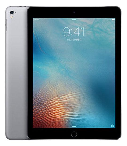 【中古】【安心保証】 iPadPro 1ー9.7[WiFi32G] グレイ