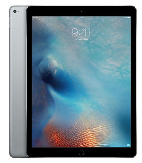 【中古】【安心保証】 SoftBank 9.7iPadPro[セルラー128G] グレイ