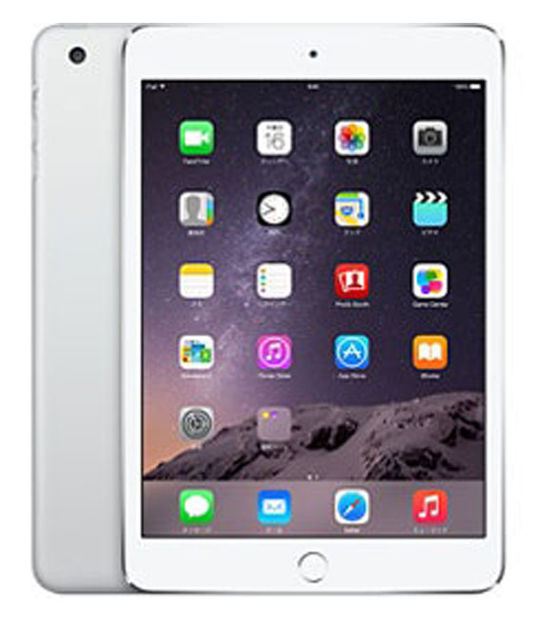 iPadmini3 WiFi 128GB(シルバー)
