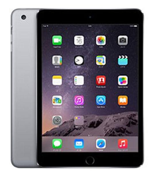 iPadmini3 WiFi+4G 64GB(スペースグレイ)