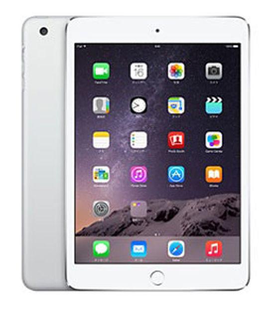 iPadmini3 WiFi+4G SIMフリー 128GB(シルバー)