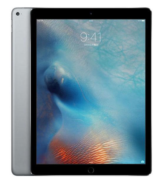 【中古】【安心保証】 SIMフリー 12.9iPadPro 1[128G] グレイ