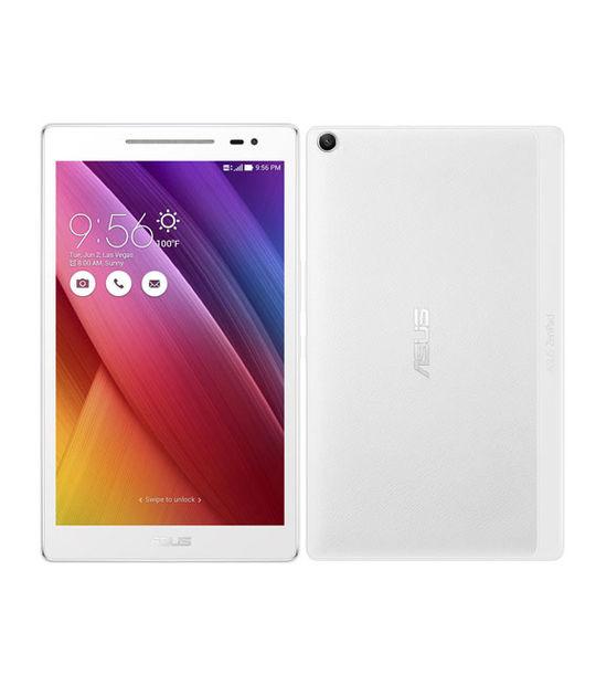 【中古】【安心保証】 SIMフリー ZenPad8.0[16G] ホワイト