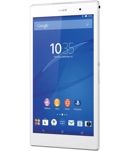 【中古】【安心保証】 XperiaZ3[Wi-Fi16GB] ホワイト