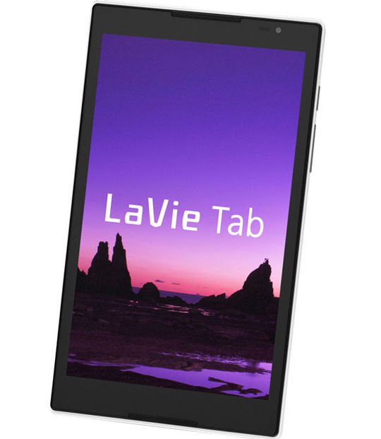 【中古】【安心保証】 LaVieTabS パールホワイト