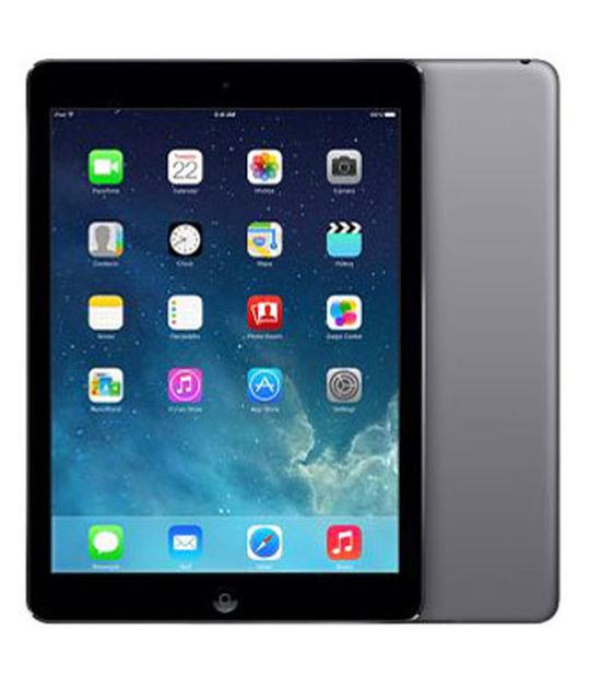 【中古】【安心保証】 iPadAir 1[64G] グレイ