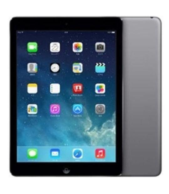 【中古】【安心保証】 iPadAir_5[16GB] グレイ