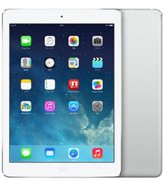 【中古】【安心保証】 iPadAir-9.7_1[32G] シルバー