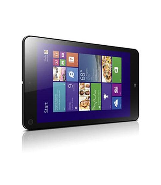 【中古】【安心保証】 ThinkPad8[128Gオフィス有] ブラック
