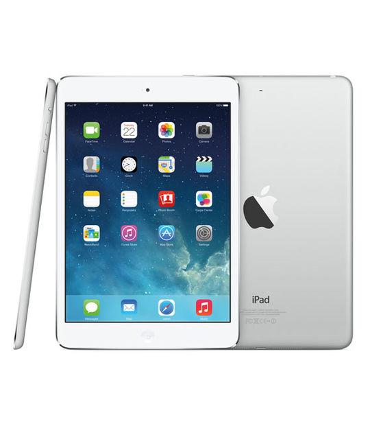 【中古】【安心保証】 SIMフリー iPadmini2[海外4G 128G] シルバー