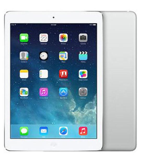 【中古】【安心保証】 docomo iPadAir_5[セルラー32GB] シルバー