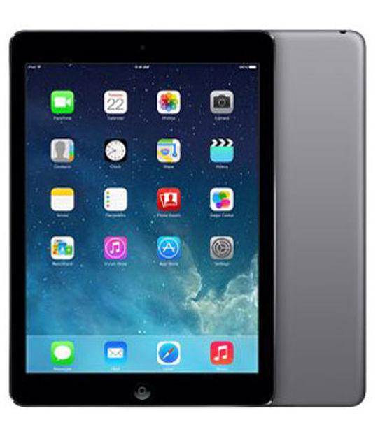 【中古】【安心保証】 docomo iPadAir_5[セルラー64GB] グレイ