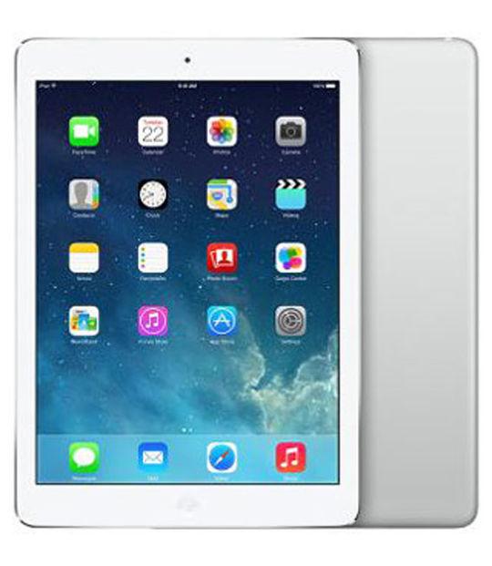 【中古】【安心保証】 docomo iPadAir 1[セルラー64GB] シルバー