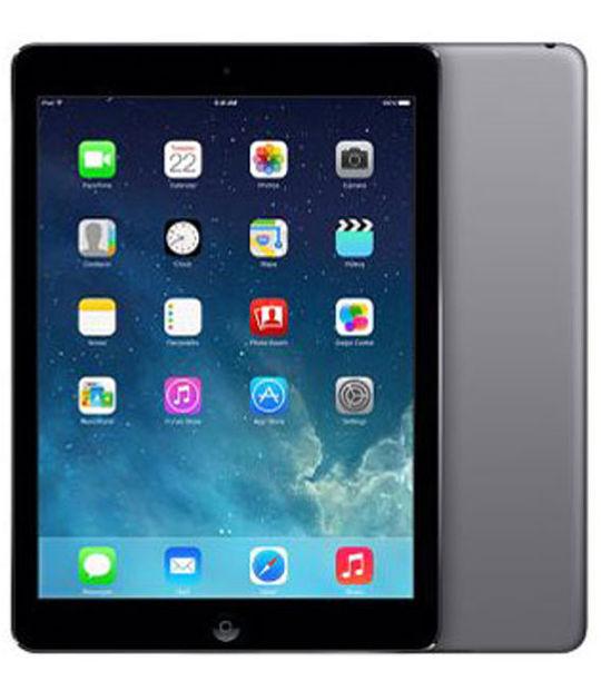 【中古】【安心保証】 docomo iPadAir_5[セルラー128GB] グレイ