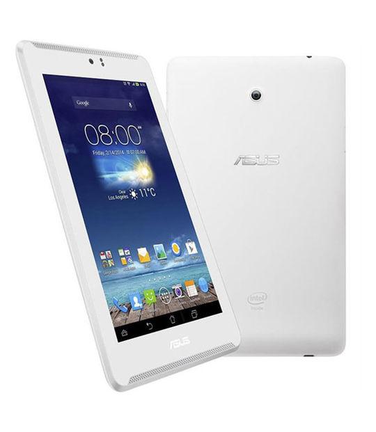 【中古】【安心保証】 Fonepad7_ME372[LTE16GB] ホワイト
