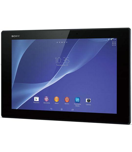 【中古】【安心保証】 XperiaZ2[Wi-Fi16GB] ブラック