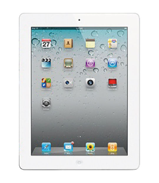 【中古】【安心保証】 SoftBank iPad2[3G 16G] ホワイト