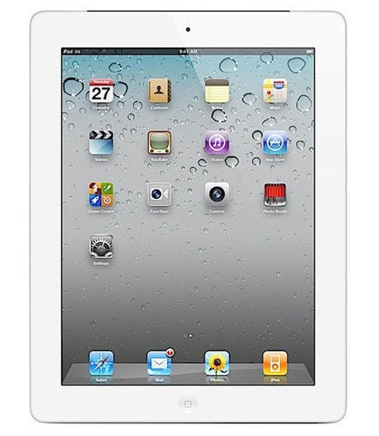 【中古】【安心保証】 iPad2[WiFi 64G] ホワイト