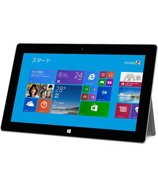 【中古】【安心保証】 マイクロソフト Surface 2 32GB P3W-00012