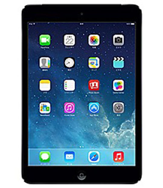 【中古】【安心保証】 iPadmini-7.9_1[WiFi 16G] グレイ