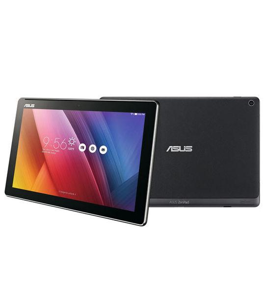 【中古】【安心保証】 ZenPad 10[WIFI16G] ブラック