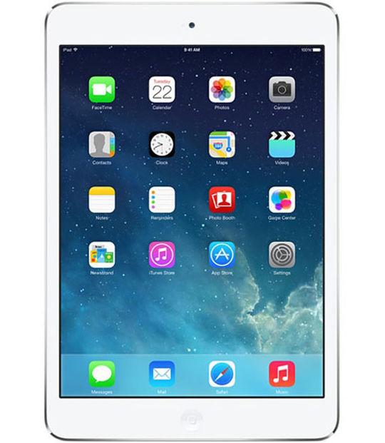 【中古】【安心保証】 iPadmini2[32G] シルバー