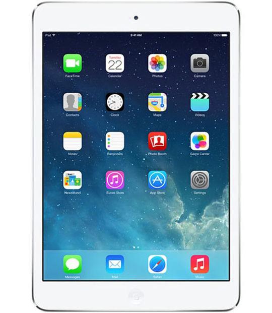 【中古】【安心保証】 iPadmini2[64G] シルバー