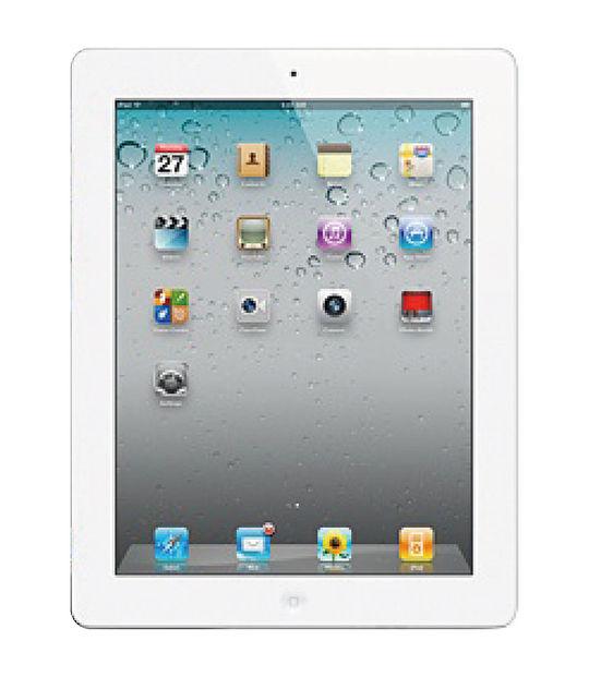 【中古】【安心保証】 iPad2[WiFi 32G] ホワイト