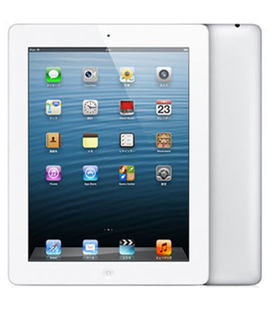 【中古】【安心保証】 iPad-9.7_4[WiFi16GB] ホワイト